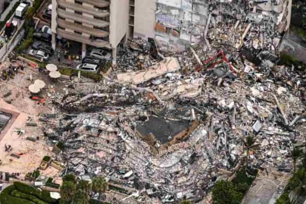 Θρίλερ στο Μαϊάμι: 21χρονος ομογενής ένας από τους αγνοούμενους από την κατάρρευση κτιρίου!