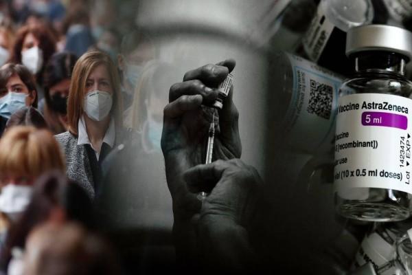 Εμβόλιο AstraZeneca: Ποιοι δικαιούνται αλλαγή εμβολίου στη δεύτερη δόση - Προσοχή, δεν δεν συνιστάται!