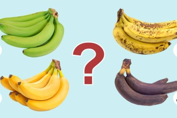 Ποια μπανάνα της φωτογραφίας είναι πιο υγιεινή; 11 λόγοι για να τις προτιμήσετε