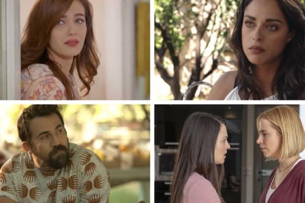 Έξαψη, Αγγελική, Έλα στη θέση μου & Elif: Όλες οι σημερινές εξελίξεις (16/6) των αγαπημένων σας σειρών (Video)