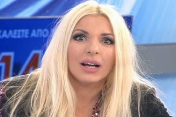 Αννίτα Πάνια: Συνελήφθη πρόσωπο της εκπομπής της για ναρκωτικά!