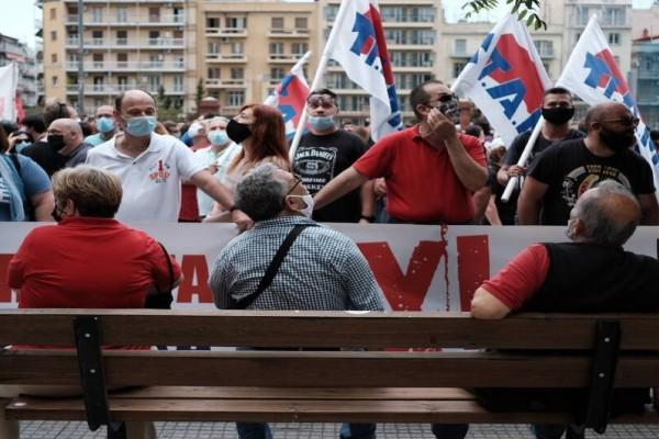 Απεργία: Ολοκληρωθήκαν οι συγκεντρώσεις - Ανοίγουν οι δρόμοι, αυξημένη η κίνηση
