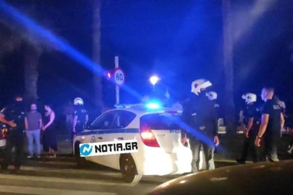 Παλαιό Φάληρο: Αστυνομικός της ΔΙΑΣ πέρασε με κόκκινο και παρέσυρε πεζή!