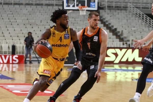 Basket League: Περίπατος της ΑΕΚ με Προμηθέα - 3η θέση για την Ένωση δια χειρός Μέικον (Video)
