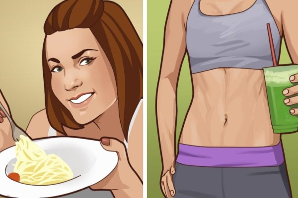 Αυτές είναι οι 10 τροφές που πρέπει να αποφεύγετε εάν θέλετε να χάσετε βάρος