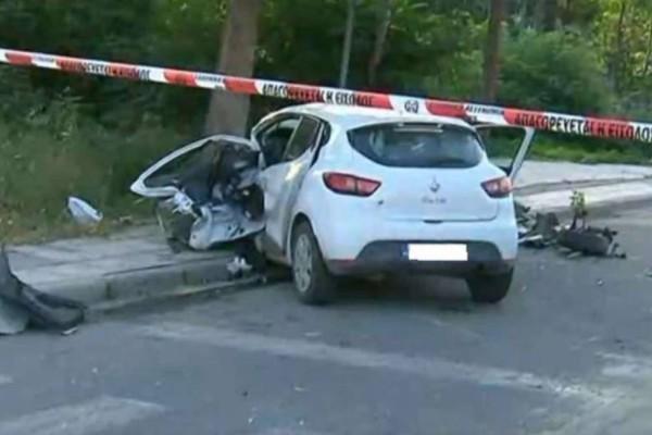 Τραγωδία στη Θεσσαλονίκη: Νεκροί δύο άνδρες σε τροχαίο στο κέντρο της πόλης!