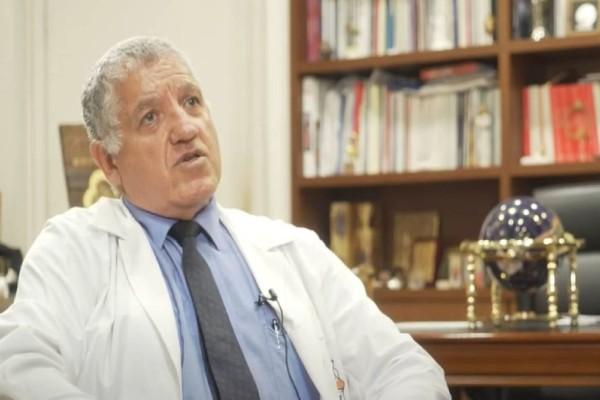 Κωνσταντίνος Πάντος: Το σποτ για την υπογονιμότητα είναι σκληρό αλλά λέει την ωμή αλήθεια