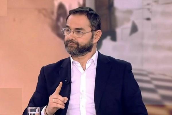 Τα «γύρισε» ο Μπαλάσκας: «Ζητώ δημόσια συγγνώμη, ατυχώς είπα ότι ο δράστης είναι βλάκας»