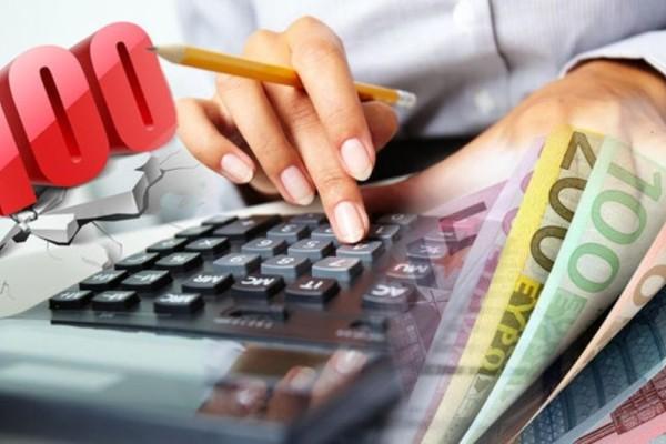 «Κούρεμα» οφειλών έως 80% και άτοκες δόσεις - Όλες οι αλλαγές για ρύθμιση χρεών προς εφορία και Ταμεία