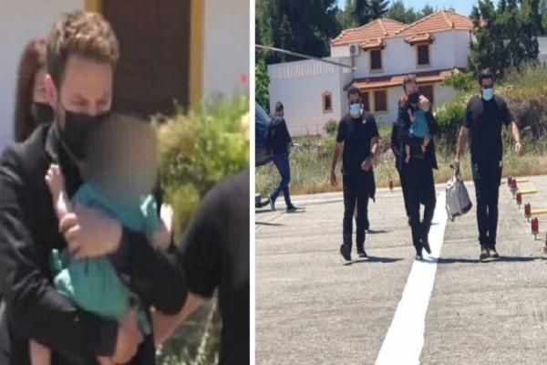Γλυκά Νερά: Ο 32χρονος πιλότος θέλει να αναλάβει την κηδεμονία του παιδιού αφού εκτίσει την ποινή του!