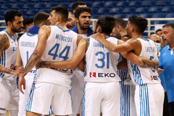 Το πάλεψε αλλά δεν τα κατάφερε η Εθνική ομάδα μπάσκετ - Ηττήθηκε με 64-75 από τους Σέρβους