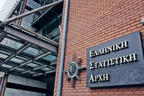 ΕΛΣΤΑΤ: Μειώθηκε 2,3% η ύφεση το α' τρίμηνο - 301 προσλήψεις σε 48 περιοχές της χώρας