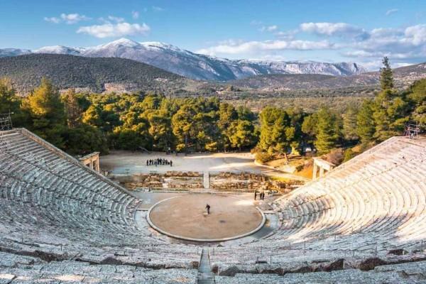 Αυλαία σήμερα για το Φεστιβάλ Αθηνών και Επιδαύρου