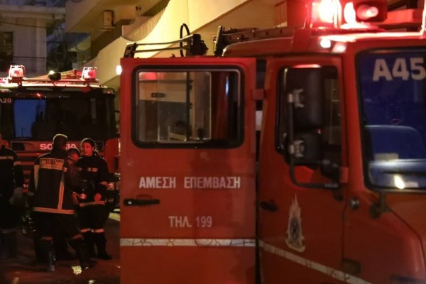 Γκύζη: Εντοπίστηκε νεκρός άντρας από φωτιά σε διαμέρισμα