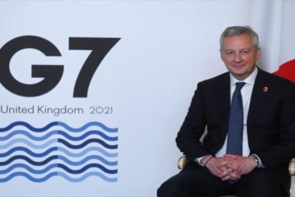 Ιστορική απόφαση για τους G7 - Συμφώνησαν για παγκόσμιο εταιρικό φόρο