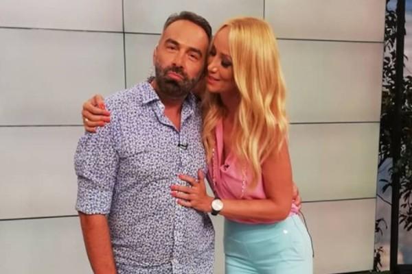 Παρουσιαστές του Big Brother 2 Γρηγόρης Γκουντάρας και Ναταλία Κάκκαβα;