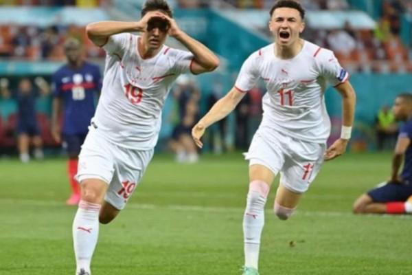 Euro 2020: Μοιραίος ο Εμπαπέ στην ματσάρα, θρίαμβος και πρόκριση για την Ελβετία!