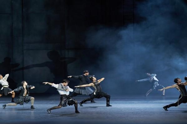 Ο «Χορός με τη σκιά μου» στο Ηρώδειο