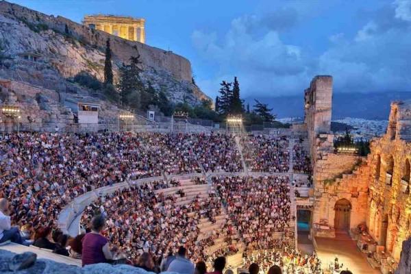 Προσφορά 1+1 εισιτήρια για το Ηρώδειο - Ποιες παραστάσεις αφορά