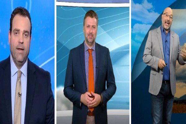 Καιρός σήμερα 22/6: Έρχεται καύσωνας διαρκείας με 40αρια - Τι λένε Αρναούτογλου, Μαρουσάκης και Καλλιάνος (Video)