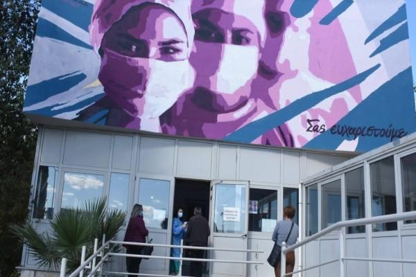 Μόσιαλος: Η μετάλλαξη Δέλτα μεταδίδεται πιο εύκολα στους ανεμβολίαστους