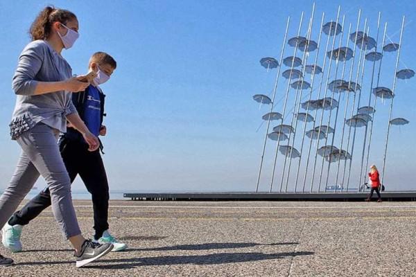 Κορωνοϊός - Θεσσαλονίκη: Σταθερό το ιικό φορτίο στα λύματα