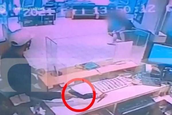 Νέα Φιλαδέλφεια: Ανατριχιάζει ένοπλη ληστεία σε τράπεζα!