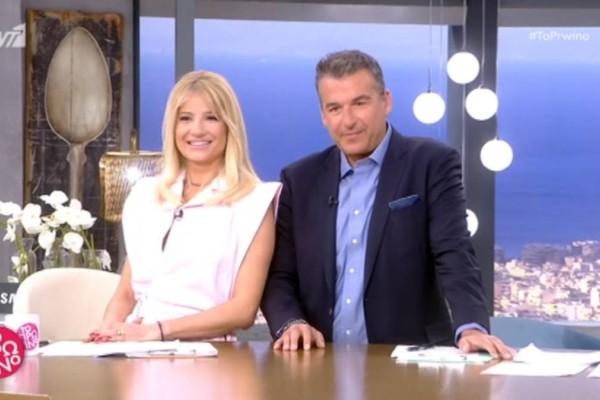 Χαμός με Λιάγκα και Σκορδά - Φεύγουν... όλοι από την εκπομπή - Φήμες ότι ο ΑΝΤ1 διώχνει και τη Φαίη!