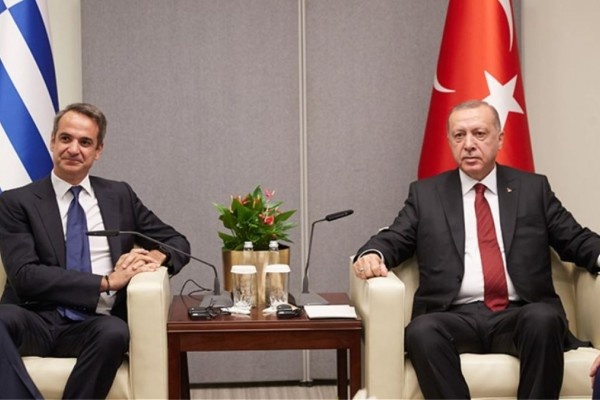 Κυριάκος Μητσοτάκης: Τη Δευτέρα το απόγευμα η συνάντηση με τον Ερντογάν στις Βρυξέλλες