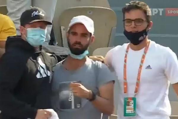 Μαρία Σάκκαρη: Στο πλευρό της ο Κωνσταντίνος Μητσοτάκης - Η σχέση τους και ο πανηγυρισμός στο Roland Garros