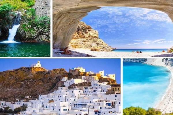 19+1 πανέμορφα ελληνικά νησιά για διακοπές από 30 ευρώ την μέρα!