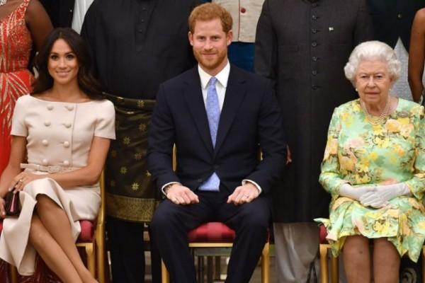 Προβλήματα με το Παλάτι για Χάρι και Μέγκαν - Η Βασίλισσα Ελισάβετ δεν χάρηκε με το όνομα της εγγονής της