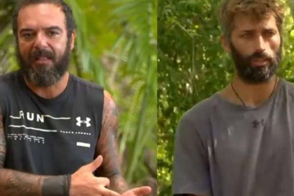 Αδέρφια... από πάντα: Οι στιγμές Τριαντάφυλλου και Παππά πριν μπουν στο Survivor