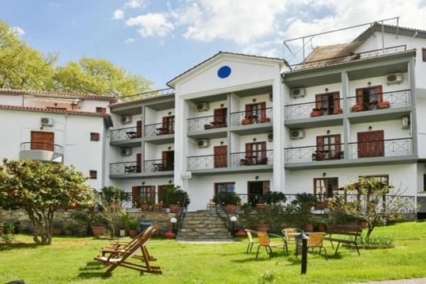 2+1 ξενοδοχεία με άριστη βαθμολογία και τιμές μέχρι €52 στο καλοκαιρινό Πήλιο