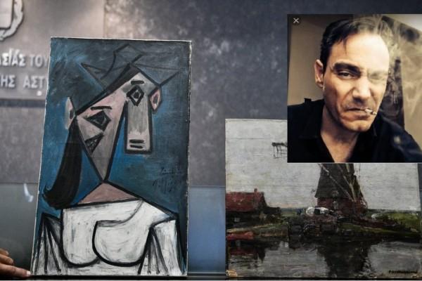 Εθνική Πινακοθήκη: Αυτός είναι ο 49χρονος που άρπαξε τους πίνακες