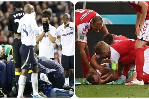 Ποδοσφαιριστές που κατέρρευσαν στο γήπεδο! Οι περιπτώσεις που έφερε στο μυαλό το συμβάν με τον Κρίστιαν Έρικσεν