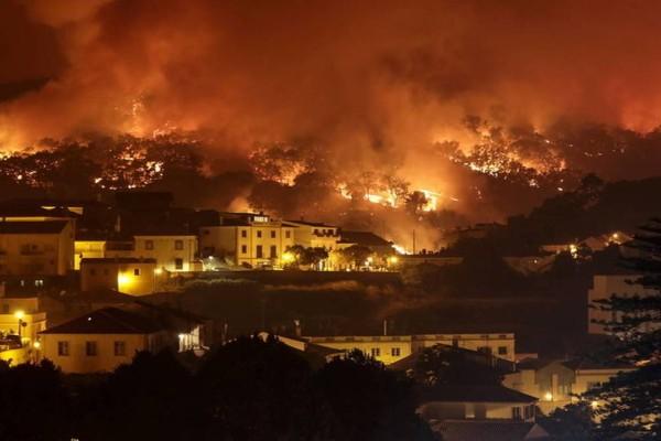 Σαρώνει ο καύσωνας στην Ελλάδα: Αυτές οι περιοχές κινδυνεύουν από πυρκαγιά τις επόμενες 48 ώρες!