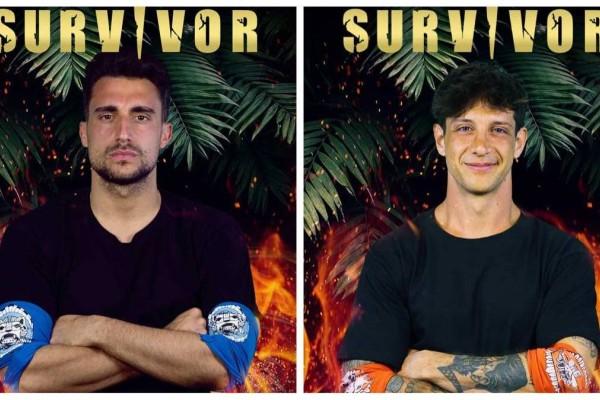 Survivor ψηφοφορία: Ποιον θέλετε νικητή; Σάκη ή Ηλία;