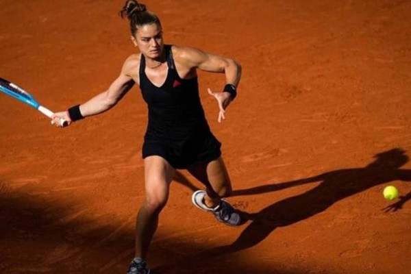 Roland Garros: Κρίμα Μαρία...