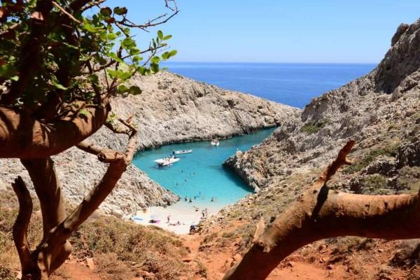 Ο πιο υπέροχος ελληνικός παράδεισος ανήκει... στο Σατανά και στα Χανιά