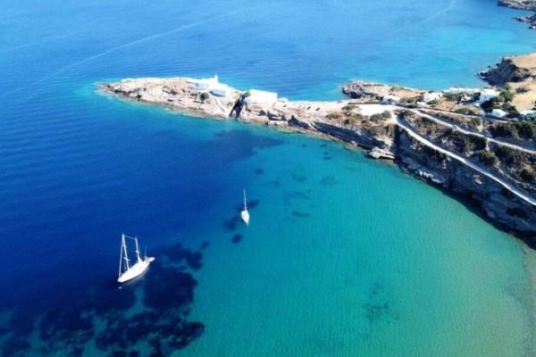 Σίφνος: Το νησί της αρμονίας και της ηρεμίας με τις καλύτερες παραλίες