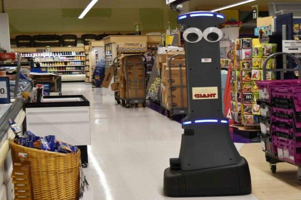 Σουπερμάρκετ: Αναλαμβάνουν τα ρομπότ – Έρχονται και στην Ελλάδα τα αυτόματα ταμεία