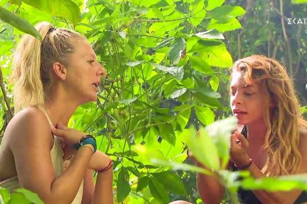 Survivor 4: Η Ελένη έβαλε Μαριαλένα και Σάκη στη θέση τους - «Γελάω μαζί σας»