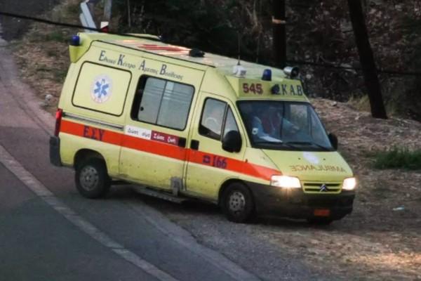 Δυστύχημα στη Φθιώτιδα: Σκοτώθηκε από το ίδιο του το αυτοκίνητο!
