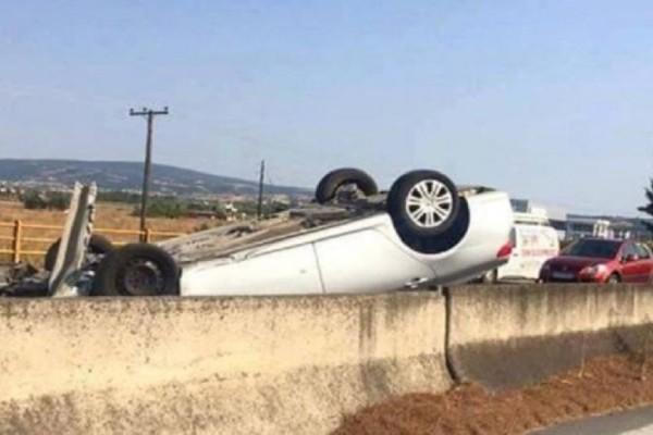 Σέρρες: Τροχαίο δυστύχημα με δύο νεκρούς και 6 τραυματίες