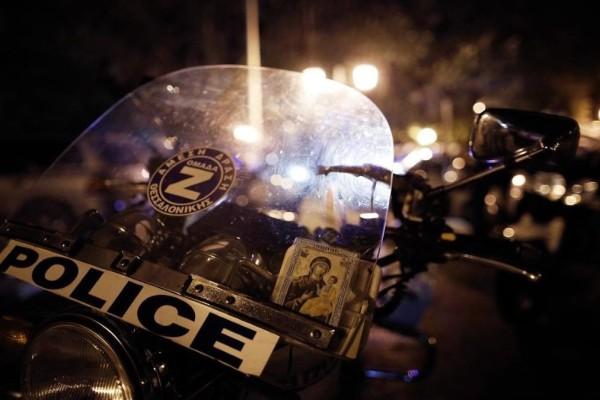 Θεσσαλονίκη: Επιτέθηκαν με μπουκάλια σε αστυνομικούς της ομάδας Ζ