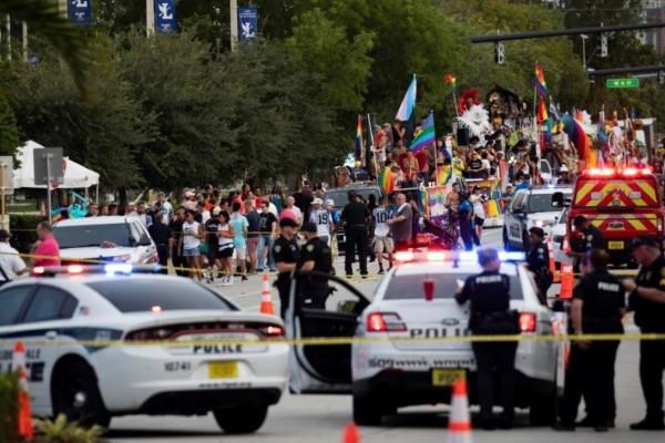 ΗΠΑ: Ενας νεκρός και ένας τραυματίας στο Gay Pride - Οδηγός φορτηγού έπεσε πάνω στο πλήθος