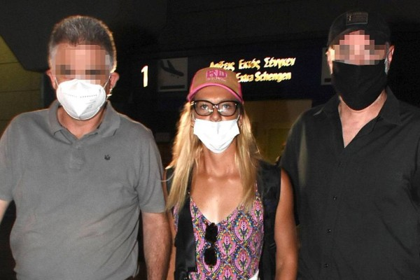 Survivor 4: Γύρισε στην Ελλάδα η Ελένη Χαμπέρη... χωρίς προεδρική υποδοχή