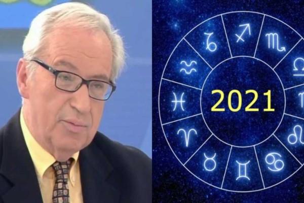 Ο Κώστας Λεφάκης προειδοποιεί: Αυτά τα 6 ζώδια πρέπει να προσέξουν την Έκλειψη Ηλίου - Οι προβλέψεις της εβδομάδας