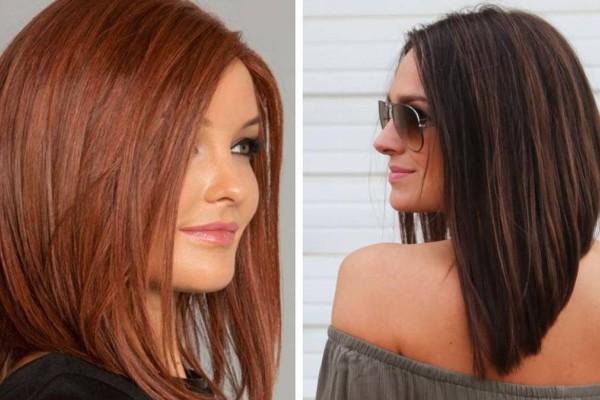 Αυτή είναι η τάση στα μαλλιά που επιστρέφει στη μόδα τον Αύγουστο: 15 υπέροχες ιδέες με καρέ κουρέματα